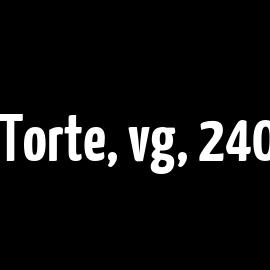 6185 Pfirsich-Rahm-Käse Torte, vg, 2400g, rd 28 (E) 14,07€/STK