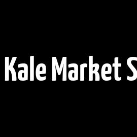 Raw Kale Market Salad