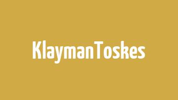NOTICE TO WELLS FARGO BROKERAGE CLIENTS: Klayman & Toskes, P A