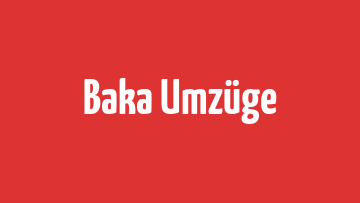 Büroumzug in Köln mit Baka Umzüge