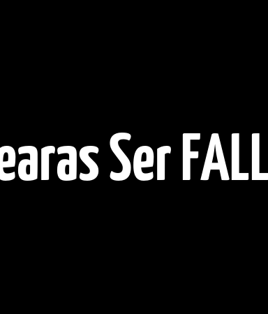 Desearas Ser FALLERA