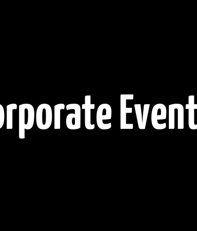 Lenses for a Corporate Event Photographer