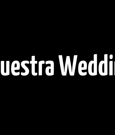 Visita nuestra Wedding Web
