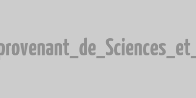 Science & Societe Université Paris-Saclay
