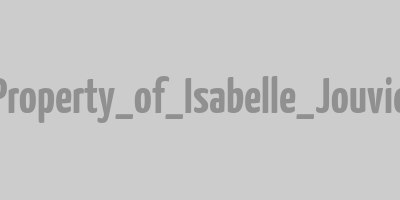 Isabelle Jouvie Montier en Der
