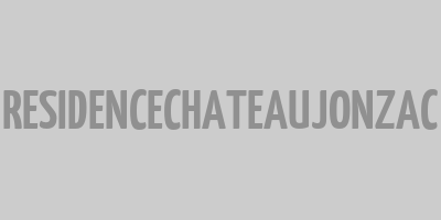 Résidence du château à Jonzac