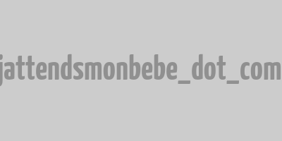 Chambre bebe déco Jattendsmonbebe.com