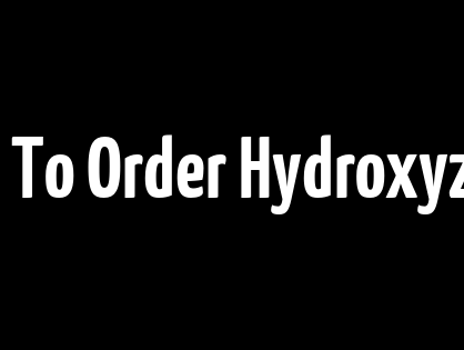 Best Place To Order Hydroxyzine Online