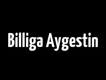 Billiga Aygestin
