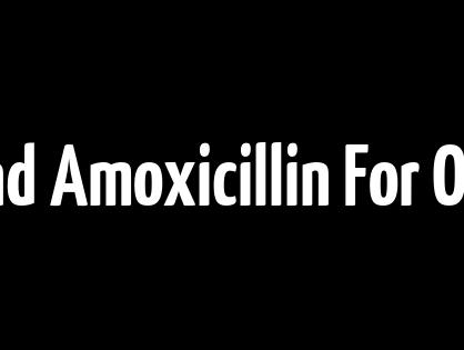 Brand Amoxicillin For Order