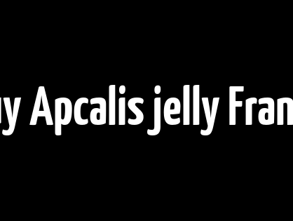 Buy Apcalis jelly France
