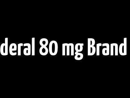 Buy Inderal 80 mg Brand Cheap