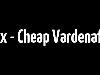 Cheap Pharmacy No Rx - Cheap Vardenafil Without Prescription