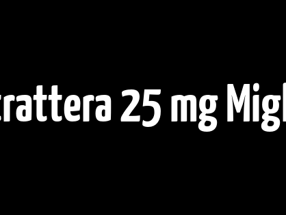 Compra Strattera 25 mg Miglior Prezzo