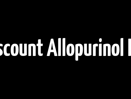 Discount Allopurinol Pill