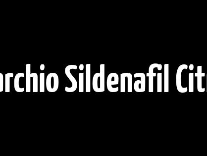 Dove ordinare il marchio Sildenafil Citrate online Drug negozio, sicuro e protetto Consegna in tutto il mondo libero