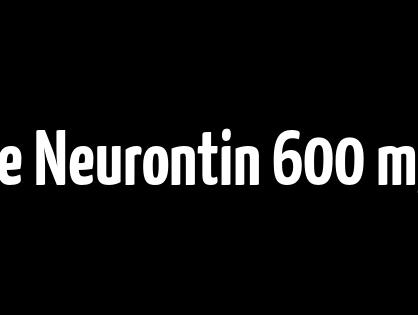 Dove posso acquistare Neurontin 600 mg senza prescrizione medica - Consegna in tutto il mondo libero - Miglior posto per acquistare Generics