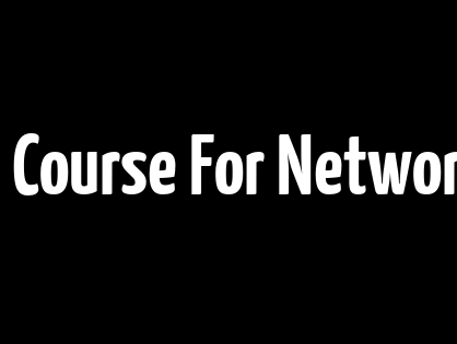 Free Python Course For Network Engineers