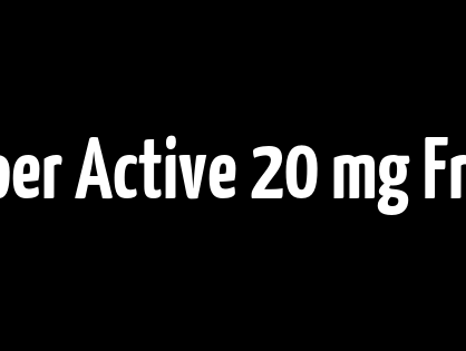 Levitra Super Active 20 mg From Canada