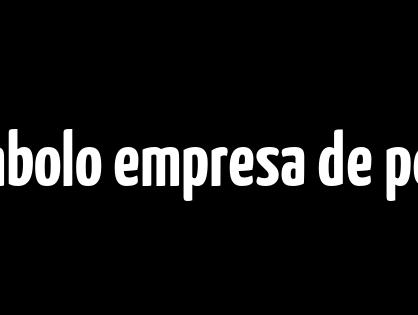 Logosímbolo empresa de petróleos