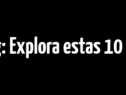 Marketing: Explora estas 10 tendencias visuales en diseño web y UX