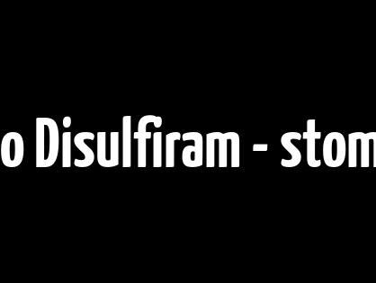 Miglior Prezzo Disulfiram - stom.academ.org