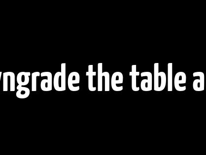 Never downgrade the table an championship term Sheldrick Redwine Womens Jersey