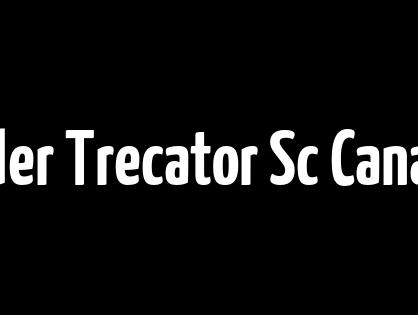 Order Trecator Sc Canada