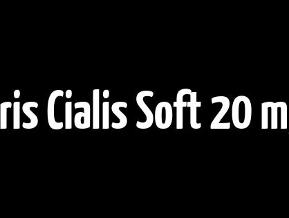 Pris Cialis Soft 20 mg