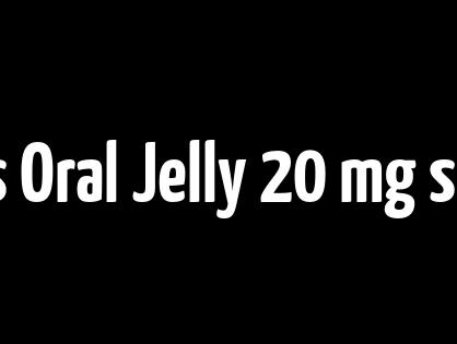 Puoi prendere Cialis Oral Jelly 20 mg senza prescrizione medica / # 1 Online Pharmacy