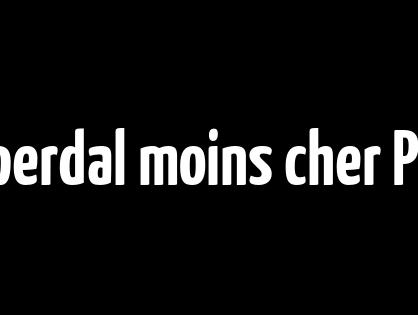 Risperdal moins cher Paris