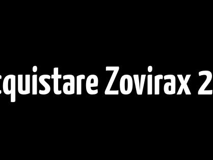 farmacia sicuro di acquistare Zovirax 200 mg. Consegna veloce. Drug negozio