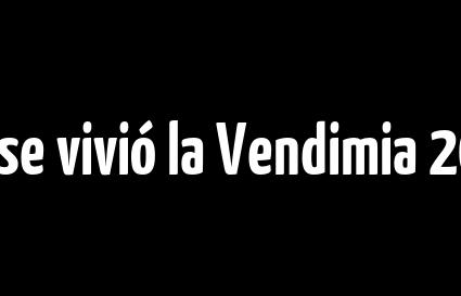 Así se vivió la Vendimia 2014