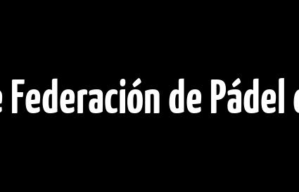 Cartri será marca oficial de Federación de Pádel del Principado de Asturias.