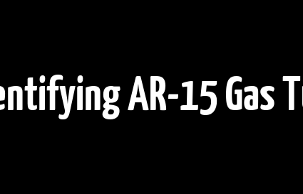 Guide to identifying AR-15 Gas Tube system