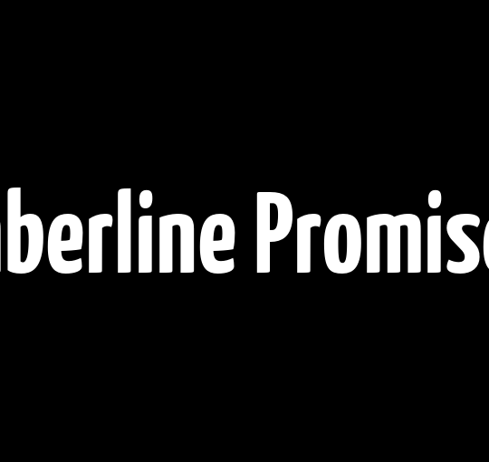 The Timberline Promise to You