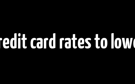 ANZ reduces credit card rates to lowest since 2003