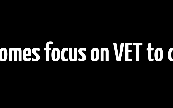 Ai Group welcomes focus on VET to drive economy