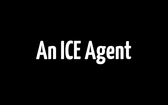 An ICE Agent's Quest for Justice