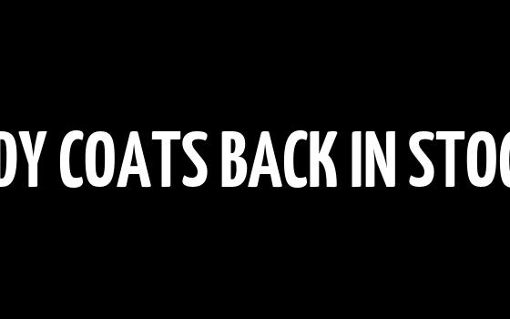 GREY TEDDY COATS BACK IN STOCK ONLINE