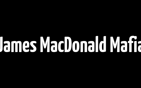 James MacDonald Mafia