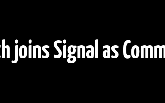 Jonathan Smith joins Signal as Commercial Director
