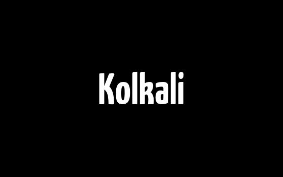 Kolkali