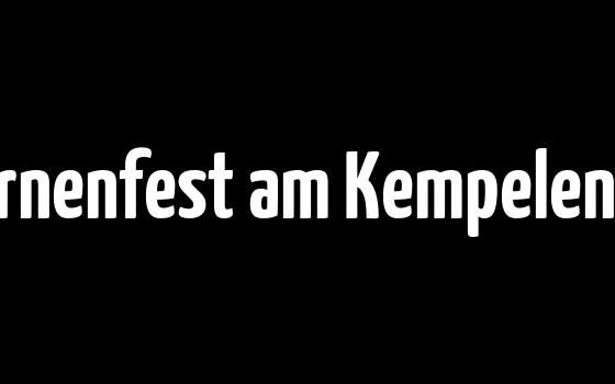 Laternenfest am Kempelenpark