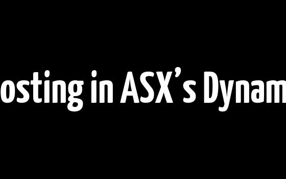 TNS now provides Managed Hosting in ASX's Dynamic Australian Liquidity Centre