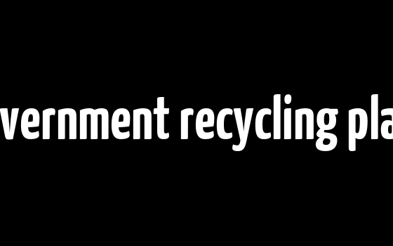 Victorian Government recycling plan welcomed
