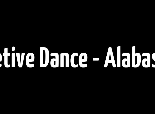 Interpretive Dance - Alabaster Box