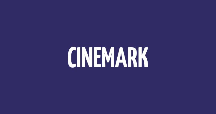 Cinemark 喜滿客影城電影時刻表