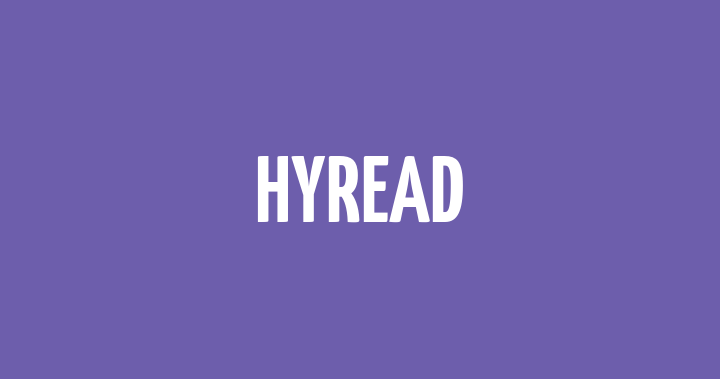 HyRead ebooks 電子書店