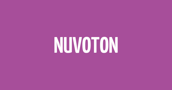 emWin Board 30% Off on Nuvoton Direct